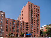 Basilica Place Apartments in Baltimore MD Photography