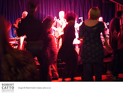 Don McGlashan and the Seven Sisters perform live at the Front Room (aka James Cabaret) in Mt Victoria, Wellington on a tour promoting their new album, Marvellous Year.