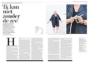 Libby Purves for NRC Handelsblad Newspaper, Netherland