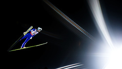 24.02.2015, Lugnet Ski Stadium, Falun, SWE, FIS Weltmeisterschaften Ski Nordisch, Skisprung, Herren, Training, im Bild Michael Hayboeck (AUT) // Michael Hayboeck of Austria during the Mens Skijumping Training of the FIS Nordic Ski World Championships 2015 at the Lugnet Ski Stadium, Falun, Sweden on 2015/02/24. EXPA Pictures © 2015, PhotoCredit: EXPA/ JFK