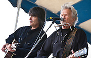Kris Kristofferson with the Dirt Farmers Band at Clearwater Festival 2013