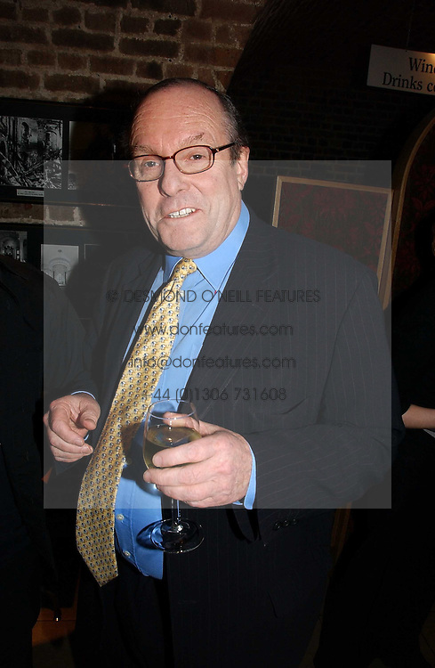 MICHAEL ANCRAM QC MP at the annual House of Lords and House of Commons Parliamentary Palace of Varieties in aid of Macmillan Cancer Support held at St.John's Smith Square, London W1 on 1st February 2007.<br /><br />NON EXCLUSIVE - WORLD RIGHTS