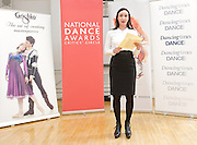 National Dance Awards.Announcement of Nominations.9th November 2012 .at The Place, London, Great Britain ... Chiara Gordodesky.partner at .Alexander Dobrovinsky & Partners LLP ..Photograph by Elliott Franks..Tel 07802 537 220 .elliott@elliottfranks.com..2012©Elliott Franks.Agency space rates apply