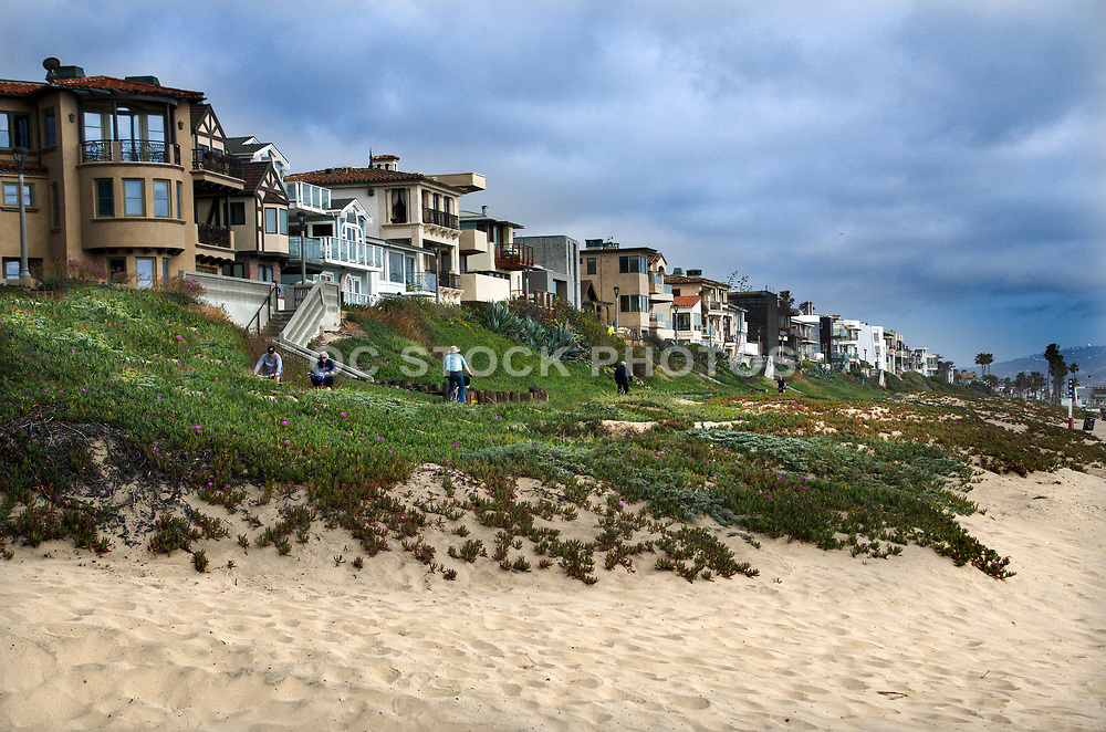Manhattan Beach Beachfront Real Estate
