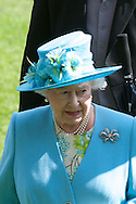 Queen Elizabeth ll  on Last Day at Royal Ascot on June 18, 2011 in Ascot, England. (Photo by Shoja Lak)