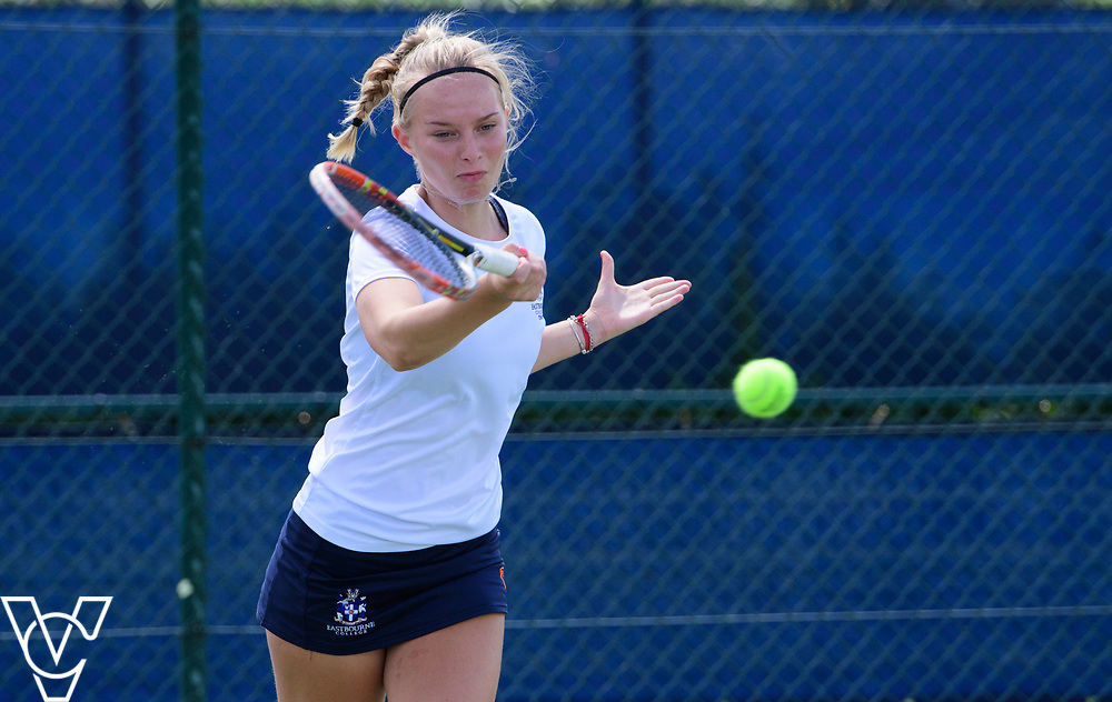 Team Tennis Schools National Championships Finals 2017 held at Nottingham Tennis Centre.  Eastbourne College<br /> <br /> Picture: Chris Vaughan Photography for the LTA<br /> Date: July 12, 2017