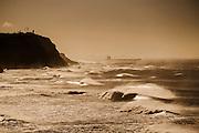 Big Surf at Merewether / Bar Beach, Newcadstle, Australia
