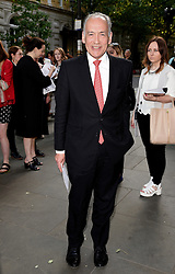 Alastair Stewart attends 1984 Play press night at The Playhouse, Norththumberland Avenue, London on Thursday 18 June 2015