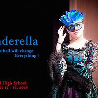 Cinderella Norwood High September 2016 - Dan Busler Photography