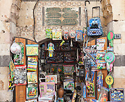 Toy shop, Damascus, Syria