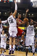 20110318 - Philadelphia 76ers at Sacramento Kings (NBA Basketball)