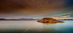 Maiden Island just off Oban, Scotland<br /> <br /> (c) Andrew Wilson | Edinburgh Elite media
