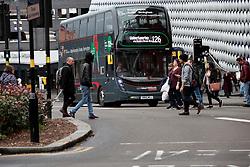 UK WEST MIDLANDS BIRMINGHAM 15NOV16 - Traffic around Birmingham city centre.<br /> <br /> <br /> jre/Photo by Jiri Rezac<br /> <br /> &copy; Jiri Rezac 2016