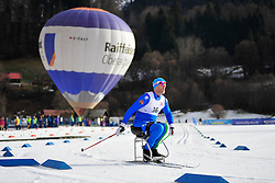 TOMASONI Giordano, ITA at the 2014 IPC Nordic Skiing World Cup Finals - Middle Distance