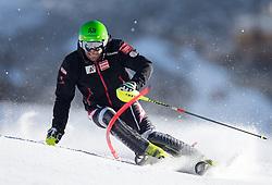 07.10.2014, Moelltaler Gletscher, Flattach, AUT, OeSV Medientag, im Bild Wolfgang Hörl (AUT) // Austrian Skiracer Wolfgang Hörl in action during the media day of Austria Ski Federation OSV at Moelltaler glacier in Flattach, Austria on 2014/10/07. EXPA Pictures © 2014, PhotoCredit: EXPA/ Johann Groder