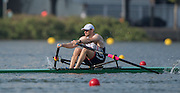 "Rio de Janeiro. BRAZIL.   GBR M1X, Alan CAMPBEJJ, Quartrefinal Men's Single Sculls.2016 Olympic Rowing Regatta. Lagoa Stadium,<br /> Copacabana,  ""Olympic Summer Games""<br /> Rodrigo de Freitas Lagoon, Lagoa.   Tuesday  09/08/2016 <br /> <br /> [Mandatory Credit; Peter SPURRIER/Intersport Images]"