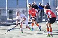 HAARLEM - Eerste ronde bekerhockey om de SILVERCUP. FIT tegen Castricum. COPYRIGHT KOEN SUYK