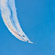 The Thunderbirds at Camarillo Airshow 2010. California, USA.