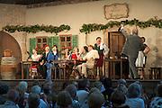 Festspiele Heppenheim 2014, Theater, Der fröhliche Weinberg, Heppenheim, Bergstraße, Hessen, Deutschland