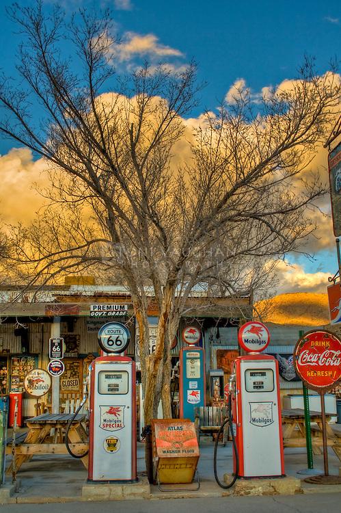 Hackberry General Store along Route 66 near Kingman, Arizona
