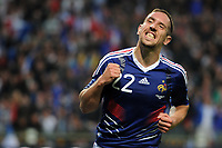 FOOTBALL - FRIENDLY GAME 2010 - FRANCE v COSTA RICA - 26/05/2010 - GOAL FRANCK RIBERY (FRA)<br /> PHOTO FRANCK FAUGERE / DPPI