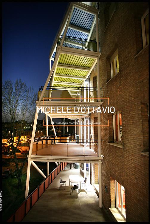Collegio Einaudi Torino Edisu