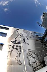 22-04-2006 ALGEMEEN: HOUSE OF SPORTS: NIEUWEGEIN<br /> Het nieuwe onderkomen voor de sportbonden Koninklijke Nederlandse Baseball en Softball Bond, Koninklijke Nederlandse Cricket Bond, Koninklijke Nederlandse Hockey Bond, Koninklijk Nederlands Watersport Verbond, Koninklijke Nederlandse Wielren Unie, Koninklijke Nederlandse Zwem Bond, Nederlandse Basketball Bond, Nederlandse Jeu de Boules Bond, Nederlandse Kano Bond, Nederlandse Volleybal Bond, Sportservice Midden Nederland en NL Coach.<br /> ©2006-WWW.FOTOHOOGENDOORN.NL
