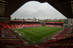 General view inside The Valley - Mandatory by-line: Alex James/JMP - 24/11/2018 - FOOTBALL - The Valley - Charlton, London, England - Charlton Athletic v Bristol Rovers - Sky Bet League One