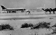 Dawson's Field hijackings, 6 September 1970: Four jet aircraft bound for New York City were hijacked by members of the Popular Front for the Liberation of Palestine (PFLP) and three were landed at a remote airfield in Jordan called Dawson's field.