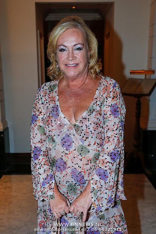 NLD/Amsterdam/20121112 - Beau Monde Awards 2012, Viola Holt