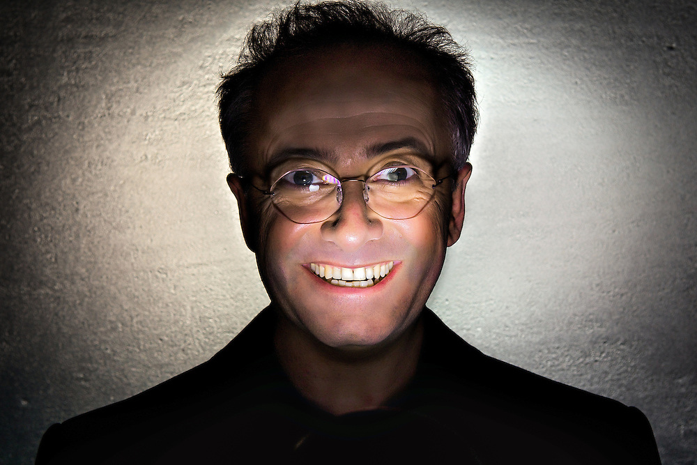 Andrew Denton interview with Michael Lallo. Pic By Craig Sillitoe CSZ/The Sunday Age.09/05/2012  Pic By Craig Sillitoe CSZ / The Sunday Age melbourne photographers, commercial photographers, industrial photographers, corporate photographer, architectural photographers, This photograph can be used for non commercial uses with attribution. Credit: Craig Sillitoe Photography / http://www.csillitoe.com<br />