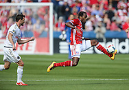 March 6, 2016: Philadelphia Union plays FC Dallas in the season opener at Toyota Stadium in Frisco, Texas.