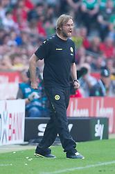 07.05.2011, Weserstadion, Bremen, GER, 1.FBL, Werder Bremen vs Borussia Dortmund, im Bild Juergen Klopp (Trainer Dortmund)    EXPA Pictures © 2011, PhotoCredit: EXPA/ nph/  Kokenge       ****** out of GER / SWE / CRO  / BEL ******