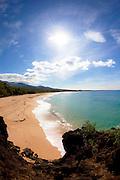 Makena Beach, Oneloa, Big Beach, Maui, Hawaii