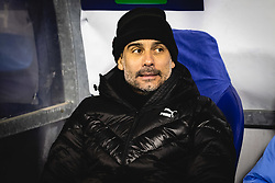 Pep Guardiola, head coach of Manchester City before football match between GNK Dinamo Zagreb and Manchester City in 6th Round of UEFA Champions league 2019/20, on December 11, 2019 in Maksimir, Zagreb, Croatia. Photo by Blaž Weindorfer / Sportida