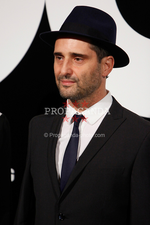 MADRID, SPAIN - Monday, November 19, 2012: Jorge Drexler attends GQ Men of the Year 2012 Awards at at the Westin Palace Hotel. (Pic by Caro Marin/AlterPhotos/Propaganda)