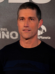 Actor Matthew Fox during the Alex Cross (En la Mente del Aseesino) film photocall, Madrid, Spain, November 12, 2012. Photo by Belen Diaz /Eduardo Dieguez / DyD Fotografos / i-Images...SPAIN OUT