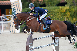 Lynch Denis, (IRL), All Star<br /> Longines Cup of the City of Barcelona<br /> CSIO - Barcelona 2015<br /> © Dirk Caremans<br /> 27/09/15