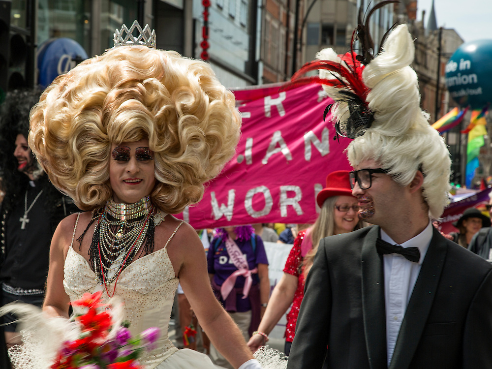 London Gay Pride 2013