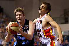 Auckland-Basketball, Breakers v Tigers, ANBL 2011-12 Round 16