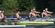 Lucerne, SWITZERLAND. Heat of the Men's pouble Sculls CRO M2X, <br /> Bow. Martin SINKOVIC and Valent SINKOVIC,  2015 FISA World Cup III, Lake Rotsee,  10:15:13  Friday  10/07/2015   [Mandatory Credit. Peter SPURRIER/Intersport Images.