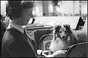 MRS. HERD. DARROCH, Crufts, Olympia. London. 1987.