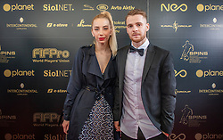 Rudi Pozeg Vancas during SPINS XI Nogometna Gala 2019 event when presented best football players of Prva liga Telekom Slovenije in season 2018/19, on May 19, 2019 in Slovene National Theatre Opera and Ballet Ljubljana, Slovenia. ,Photo by Urban Meglic / Sportida