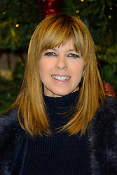 Kate Garraway attends Hogwarts In The Snow Photocall. Warner Brothers Studio, London, United Kingdom. Thursday, 14th November 2013. Picture by Chris Joseph / i-Images