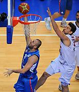 DESCRIZIONE : Vilnius Lithuania Lituania Eurobasket Men 2011 Second Round Spagna Serbia Spain Serbia<br /> GIOCATORE : Milan Macvan<br /> CATEGORIA : tiro penetrazione<br /> SQUADRA : Serbia<br /> EVENTO : Eurobasket Men 2011<br /> GARA : Spagna Serbia Spain Serbia<br /> DATA : 09/09/2011<br /> SPORT : Pallacanestro <br /> AUTORE : Agenzia Ciamillo-Castoria/T.Wiendesohler<br /> Galleria : Eurobasket Men 2011<br /> Fotonotizia : Vilnius Lithuania Lituania Eurobasket Men 2011 Second Round Spagna Serbia Spain Serbia<br /> Predefinita :