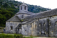 Sénanque Abbey (Abbaye Notre-Dame de Sénanque) is a Cistercian abbey near the village of Gordes, southern France.