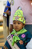 Miss Tiny Tot,  Crow Fair, Crow Indian Reservation, Montana