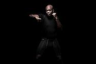 Sao Paulo, Brazil, Wednesday - February 22, 2012: Anderson Silva, MMA fighter. (photo: Caio Guatelli)