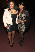 October 13, 2012- Bronx, NY: (L-R) Laura Harper-Paultre and Nicole Paultre-Bell at the Black Girls Rock! Awards presented by BET Networks and sponsored by Chevy held at the Paradise Theater on October 13, 2012 in the Bronx, New York. BLACK GIRLS ROCK! Inc. is 501(c)3 non-profit youth empowerment and mentoring organization founded by DJ Beverly Bond, established to promote the arts for young women of color, as well as to encourage dialogue and analysis of the ways women of color are portrayed in the media. (Terrence Jennings)