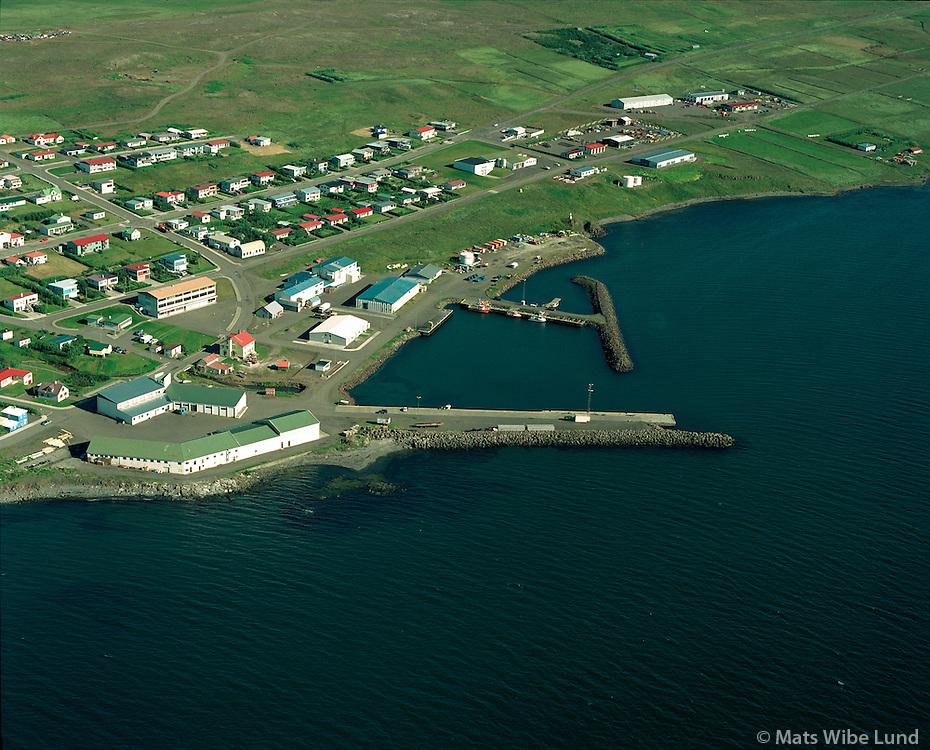 Hvammstangi höfn,  Húnaþing vestra áður Hvammstangahreppur /  Hvammstangi harbour, Hunathing vestra former Hvammstangahreppur